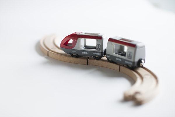 Juna kulkee vaan gay