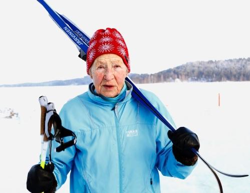 Anni Koponen, OM-arkisto