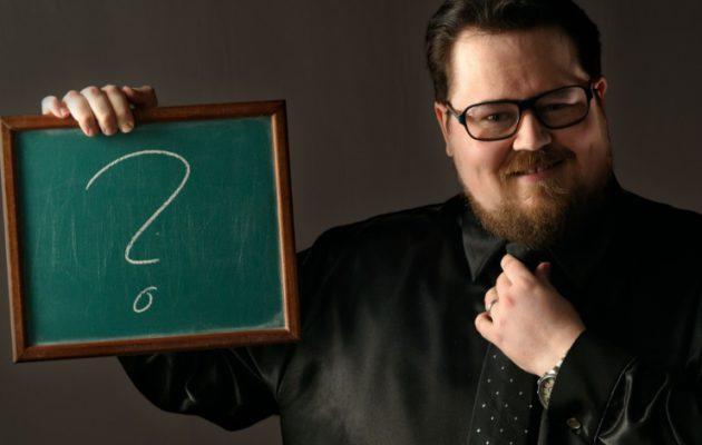 Promokuva Daniel Lehtovirta