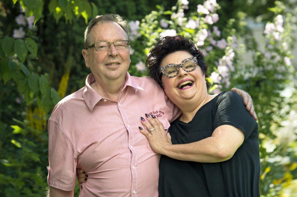 Sekä Lea että Lasse Kaarnola ovat saaneet omat suonenvetonsa kuriin magnesiumsuihkeilla.