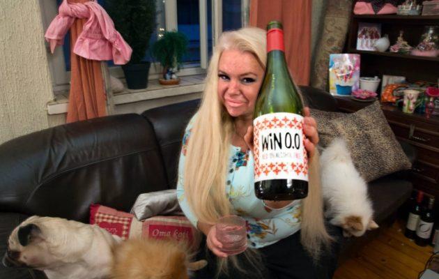 Evankelista Johanna Tukiaiselle maistuu enää nollaprosenttinen, sillä hän on vapautunut viinapirun kahleista.