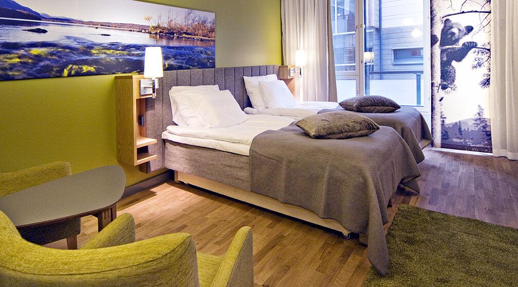 Break Sokos Hotel Levin sviitti (hotellin mainoskuva)