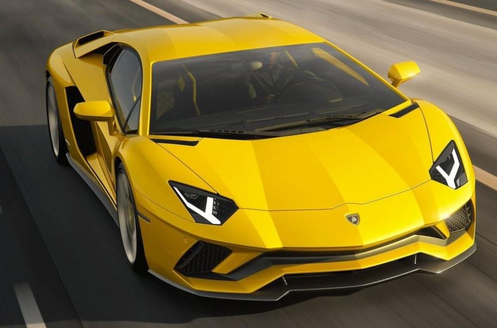 Vesa Keskinen Lamborghini