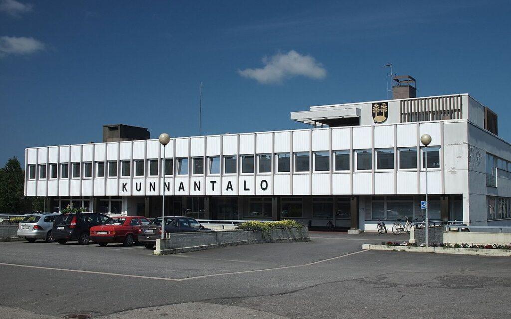 Tämä on kuvituskuva Mäntyharjun kunnantalosta eikä liity juttuun.