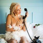 Näyttelijä Susanna Indrén ensimmäistä kertaa alastonkuvissa! 7