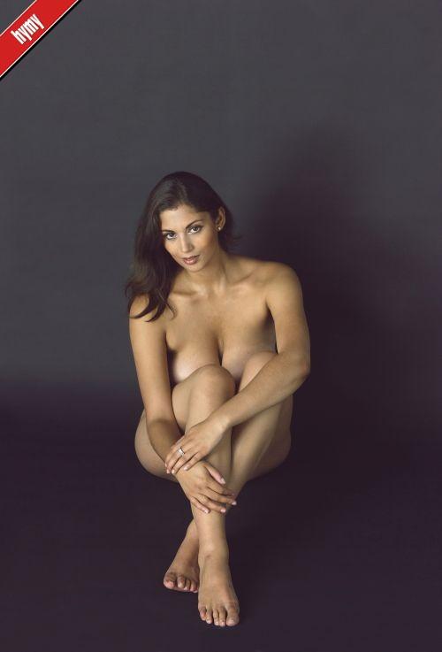 Naiset, joilla on nude beach-3302